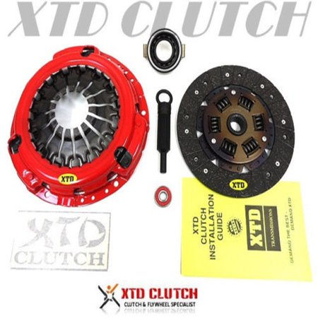 XTD STAGE 2 SPORTS CLUTCH KIT fits 02-17 SUBARU BRZ SCION FRS TOYOTA