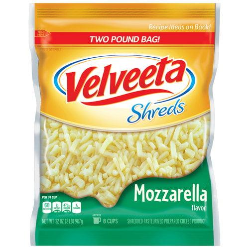 Kraft Mozzarella Flavor Velveeta Shreds, 32 oz