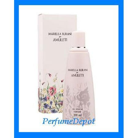 AMULETI * Mariella Burani 6.8 oz Women Perfume Gel NIB