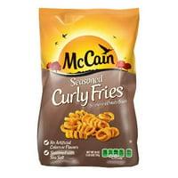 McCain Seasoned Curly Fries