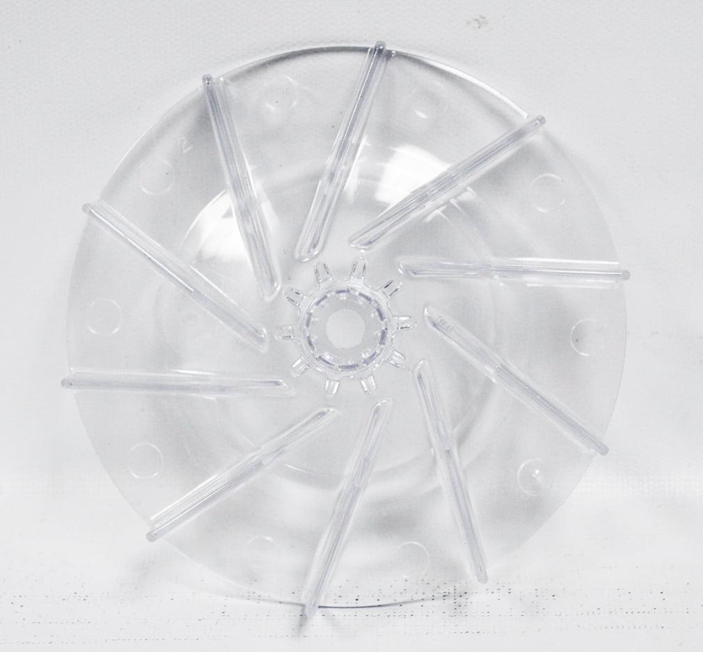 Eureka C2094D SC888G Clear Plastic Blower Hi Profile Fan
