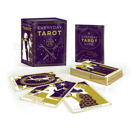 Everyday Tarot Mini Tarot Deck (Best Tarot Decks For Beginners)