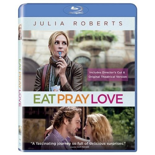 Eat Pray Love (Theatrical And Extended Director's Cut) (Blu-ray)   (Widescreen)