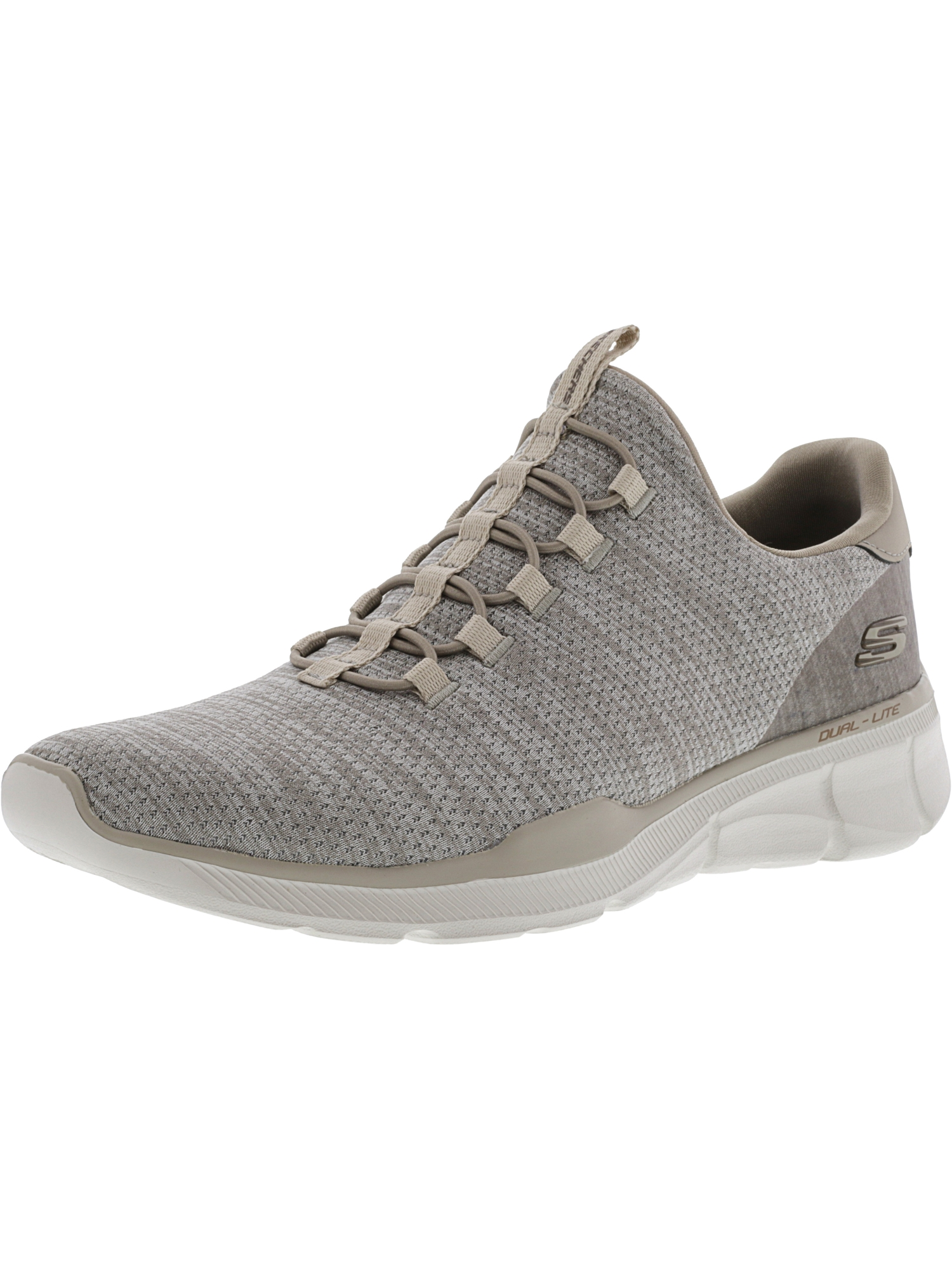 Skechers Men's Equalizer 3.0 Emrick Taupe Ankle-High Fashion Sneaker - 8.5M