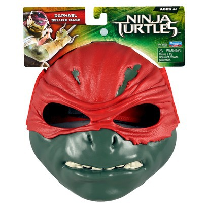 Teenage Mutant Ninja Turtles Ninja Turtles 2014 Raphael Mask