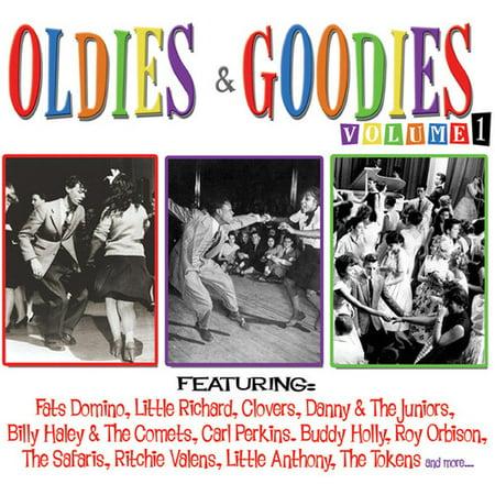 Oldies & Goodies 1 / Various](Halloween Oldies Music)