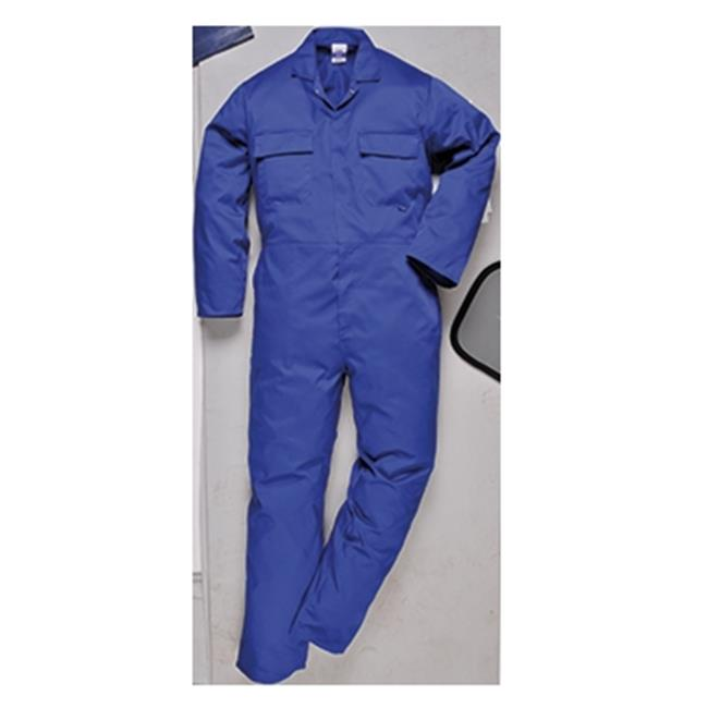 Portwest S999 Euro Overall Boiler Suit Navy L