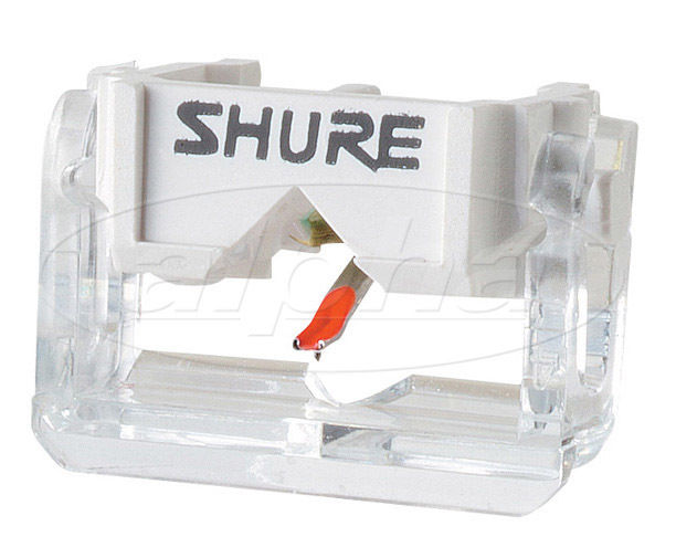 2x Shure N447 Replacement Stylus N44-7 Needle for M44-7 M447 Cartridge by Shure