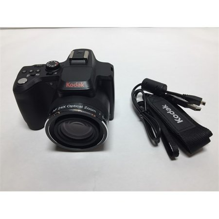 Refurbished Kodak EasyShare Z980 12MP Digital Camera with 24x Optical Image Stabilized Zoom and 3.0 inch LCD