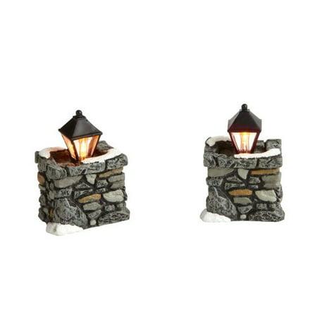 Department 56 Village Cross Product Limestone Lamps ()
