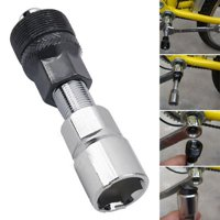 Cranked Remove The Flywheel/Cut Chain/Axis Tool Cycling Tool Practical Bicycle RepairTools 4 in 1 Tool Kits For Bike
