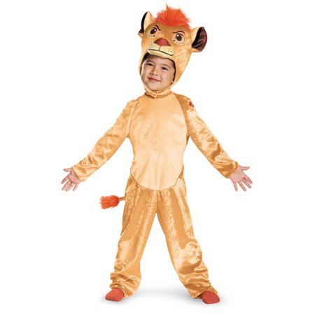 The Lion Guard Kion Classic Child Halloween Costume, Small (4-6)