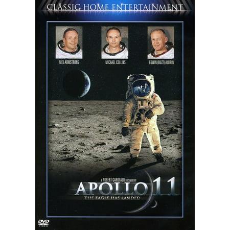 Apollo 11: The Eagle Has Landed (DVD)