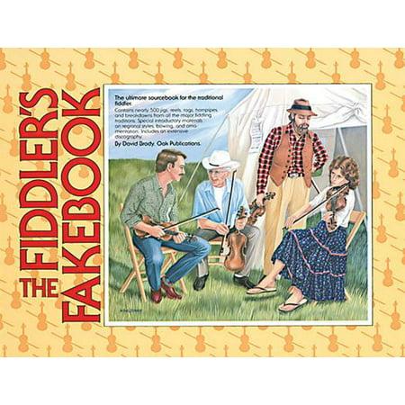 Barton Fiddle - Fiddle: The Fiddler's Fakebook (Paperback)