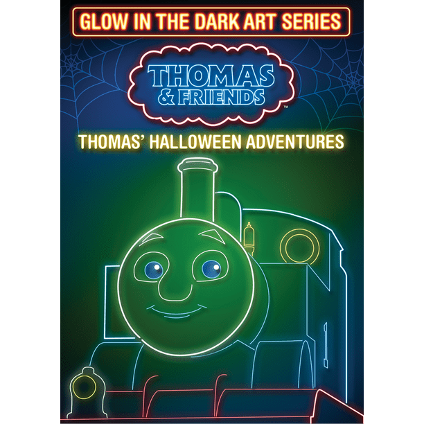 Thomas And Friends Thomas Halloween Adventures Dvd 2020 Thomas & Friends: Thomas' Halloween Adventures (DVD)   Walmart.