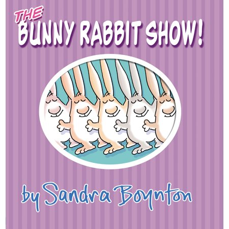 Happy Bunny Rabbit (Bunny Rabbit Show! - Boardbook)
