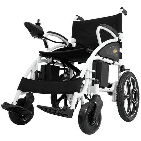 Foldable Lightweight Electric Wheelchair Fold Folding