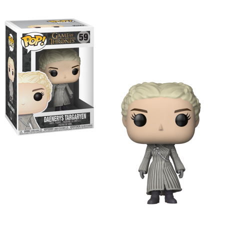 POP TV: Game of Thrones - Daenerys (White Coat)](Game Of Thrones Wholesale)