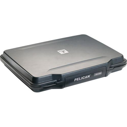 "Pelican 1085 14"" Watertight Laptop Hardback Case with Pick N Pluck Foam Liner"