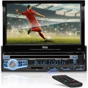 BOSS Audio Systems BV9976B 7-Inch Single DiN In-Dash DVD/CD/MP3 Car Receiver