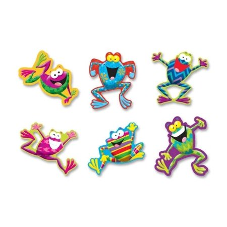 Frog Tastic Borders (TREND enterprises, Inc. Classic Accents Variety Frog tastic Pack)