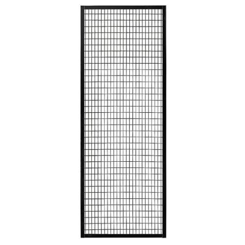 SAF-T-FENCE SAF-1658 Wire Partition Panel,16 In x 58 In G1845466