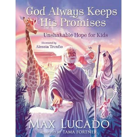 God Always Keeps His Promises - eBook - God Keeps His Promises