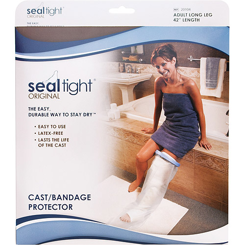 Seal-Tight Cast and Wound Protector - Adult Long Leg