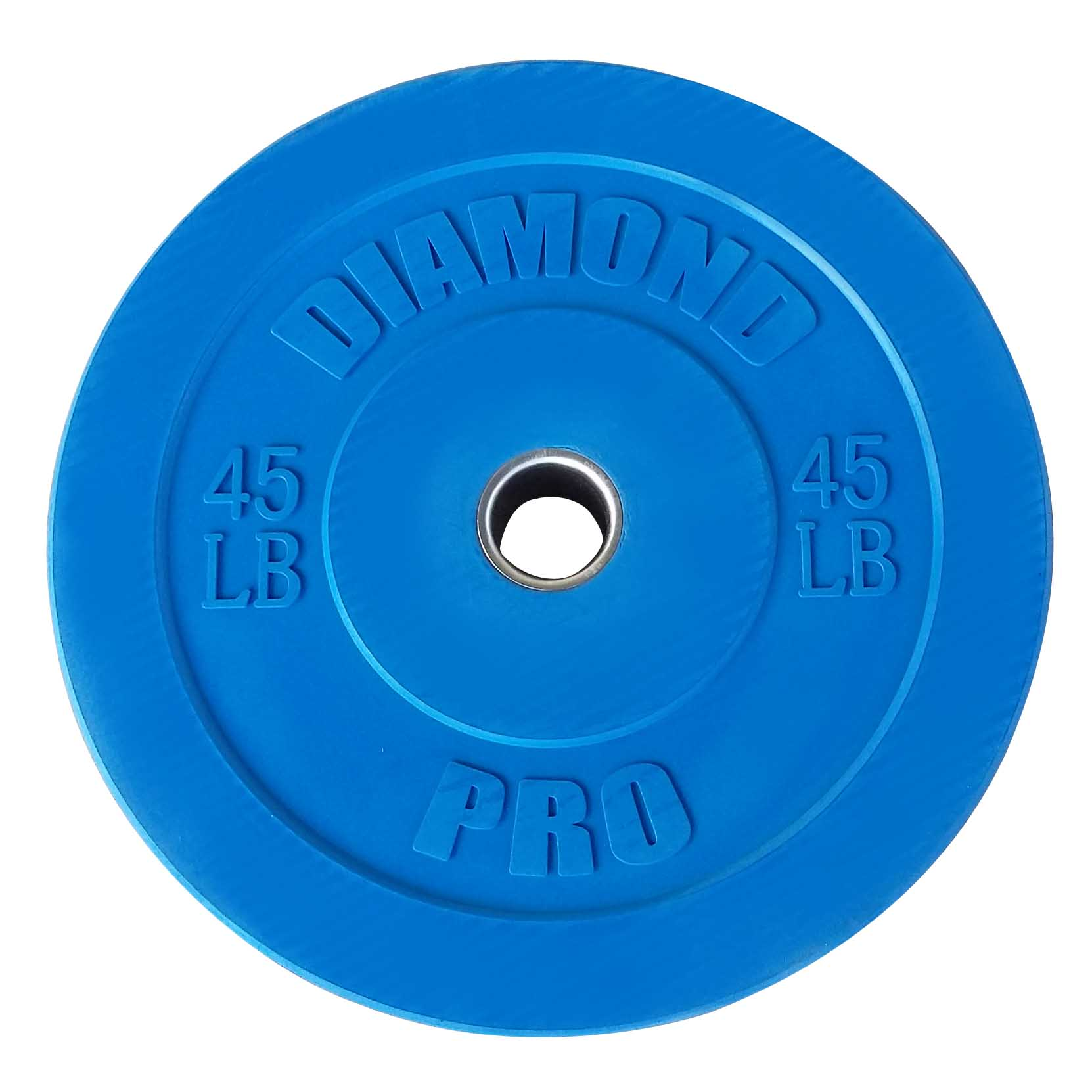 Diamond Pro 45 lb Color Bumper Plate Single