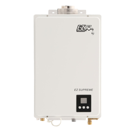 Ez Supreme Direct Vent Tankless Water Heater Natural Gas