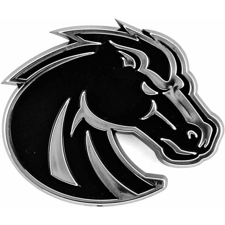 Generic Brand NCAA Boise State Chrome Emblem