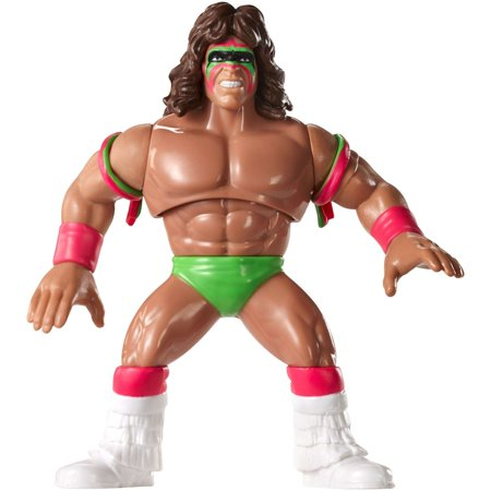 WWE Ultimate Warrior Retro Figure