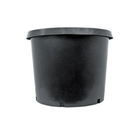 Gro Pro Medium Duty Tall Nursery Pot, 5 gal Heavy Duty Nursery Pot