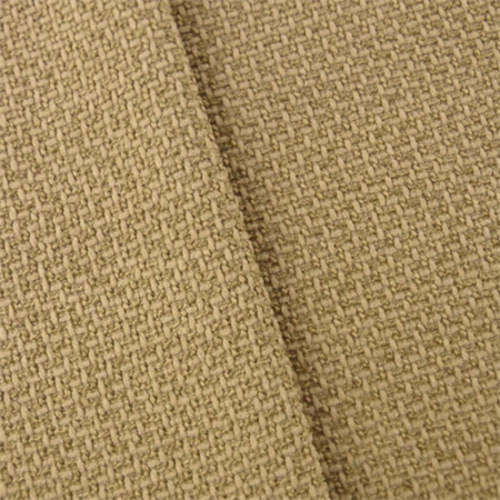 Peanut Brown Chenille/Boucle Home Decorating Fabric, Fabric By the Yard - Peanuts Fabric