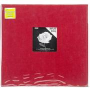 "Sewn Leatherette Snapload Album, 8"" x 8"""