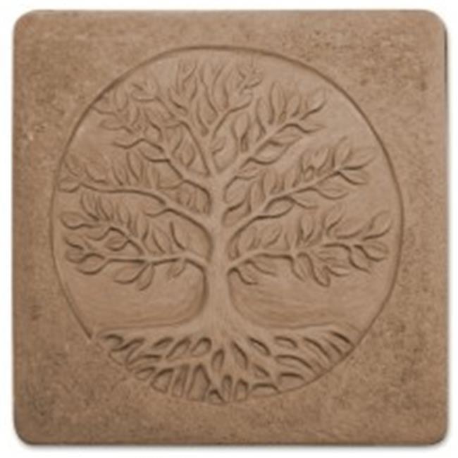 GardenMolds X-TREE8053 Tree of Life Stepping Stone Mold -...