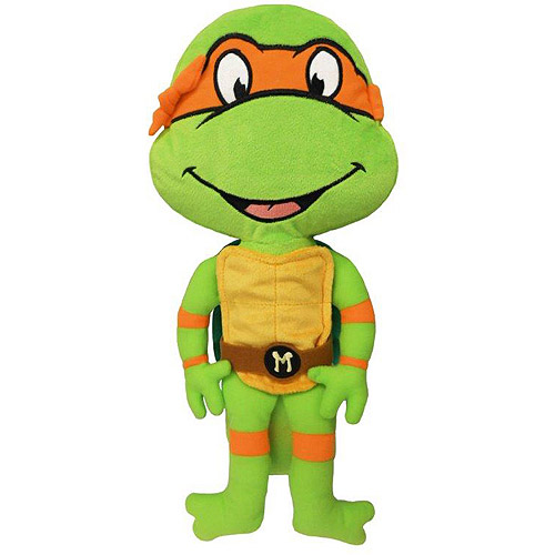 As Seen on TV Nickelodeon's TMNT Michelangelo SeatPet