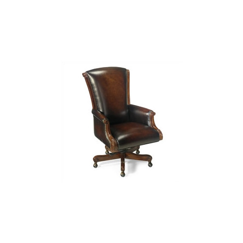 Seven Seas Seating Vincenzo Leather Executive Chair