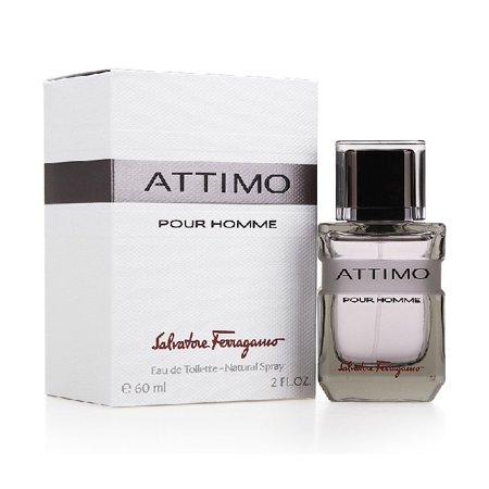 f27b853be43f8 Salvatore Ferragamo - ATTIMO pour homme by Salvatore Ferragamo 2.0 oz EDT  Spray Mens Cologne 60 ml NIB - Walmart.com