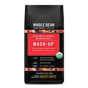 Mash-Up Organic Whole Bean Coffee, Dark Roast (30 Ounce)