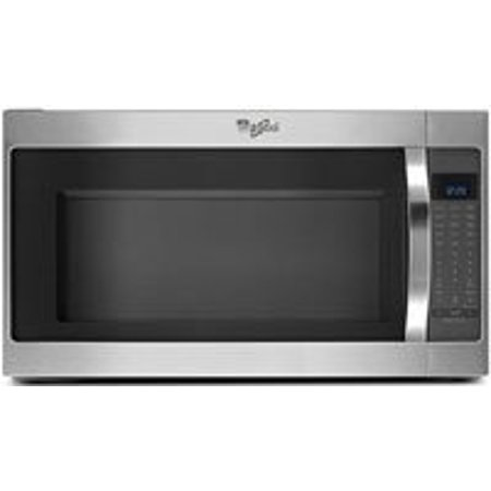 Whirlpool 2 0cuft Stainless Steel Over The Range Microwave With Cleanrelease Non Stick