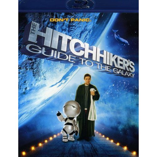 The Hitchhiker's Guide To The Galaxy (Blu-ray) (Widescreen)
