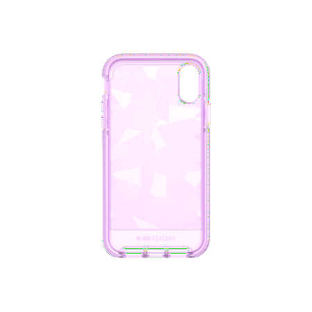 Tech21 Evo Edge for iPhone XR - Orchid