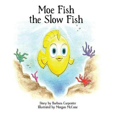 Moe Szyslak (Moe Fish the Slow Fish)