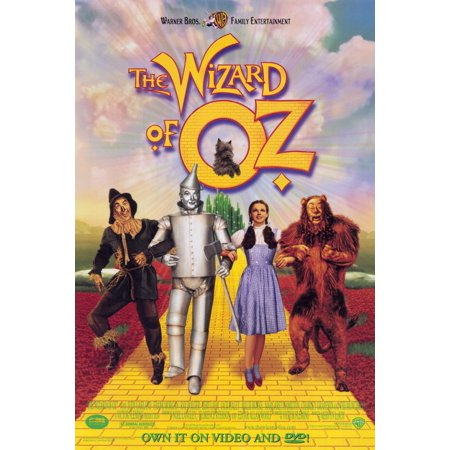 The Wizard of Oz (1998) 11x17 Movie Poster