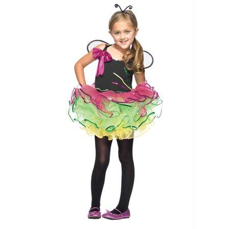 Costumes For All Occasions Uac48151Md Rainbow Bug Child Medium 7-10](Rainbow Magic Costumes)