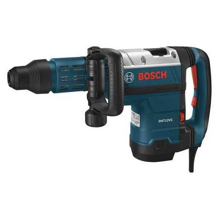 Demolition Hammer,14.5A,1380 to 2760 BPM BOSCH DH712VC