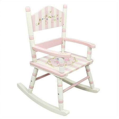 Fantasy Fields Kids Bouquet Classic Rocking Chair - Rocker Child