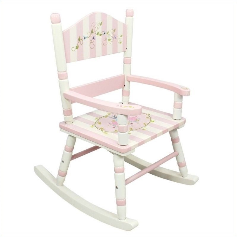 Charmant Fantasy Fields Kids Bouquet Classic Rocking Chair