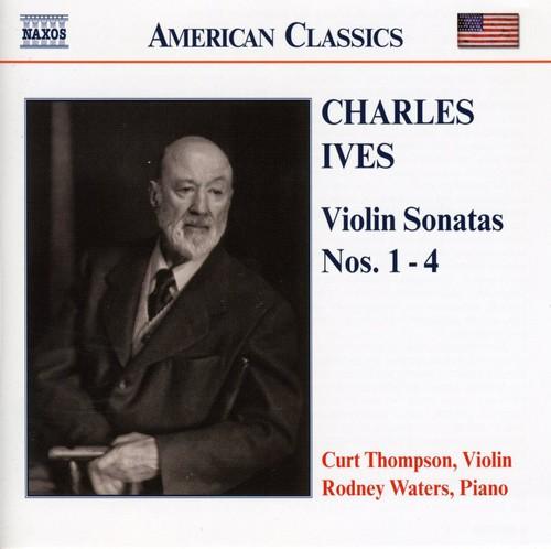 Violin Sonatas 1-4